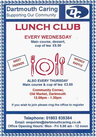 Dartmouth Caring Lunch Club