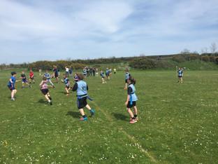 Academies South West Primary Tag Rugby