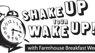 Shake Up your Wake Up with Cafe Alf Resco during Farmhouse Breakfast Week 26th – 30th January