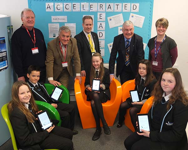 Rotary club donates Kindles - April 2015 - 600px.jpg