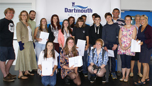 Dartmouth Academy students achieve great GCSE results