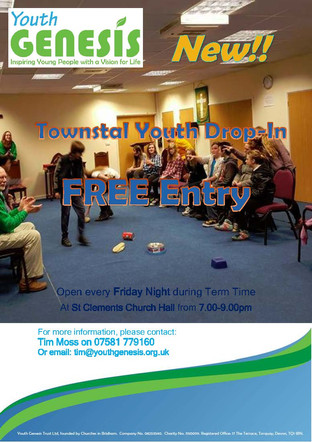 Townstal Youth Drop-In