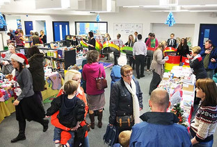 Winter Fayre a great success in new Academy building