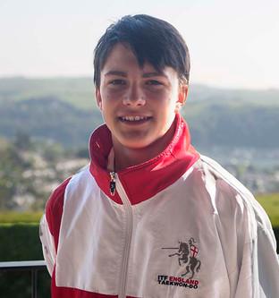 Chris aiming for International Tae Kwon Do success