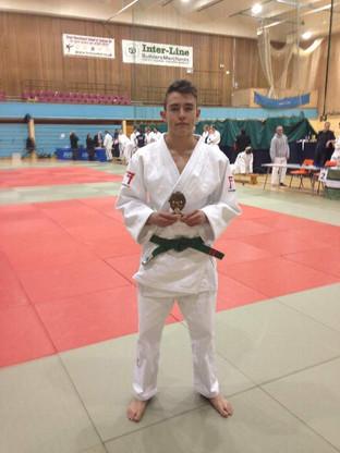 Judo comeback for Oliver Smith