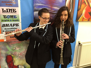 Music students join advanced musicians at orchestral workshop