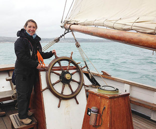 Mrs Eggleton attends special training day to learn about sailing opportunities for young people