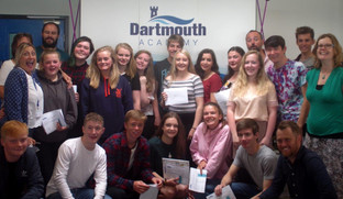 Dartmouth Academy GCSE results – Best Ever AGAIN!