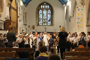 Dartmouth Academy Carol Concert On Tuesday 13th December at 2 pm