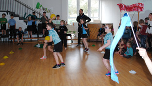 Primary Dodgeball Competition