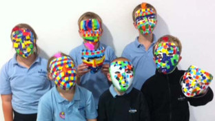 Children have been busy at Make and Do Club