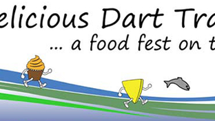 Join the Delicious Dart Trail running event.