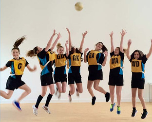 Resilience pays off for Year 9 netball team!