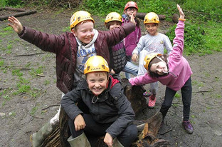 Year 3 children have a great adventure during two day camping expedition