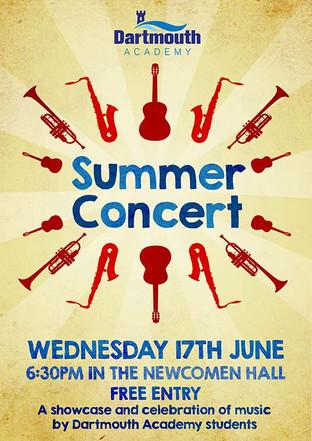 Academy Summer Concert