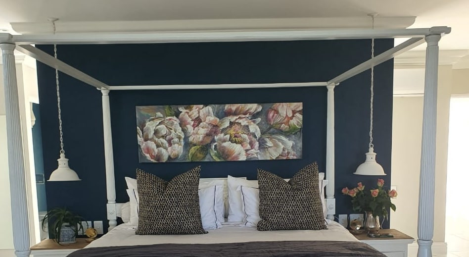 MALINDA'S BEDROOM