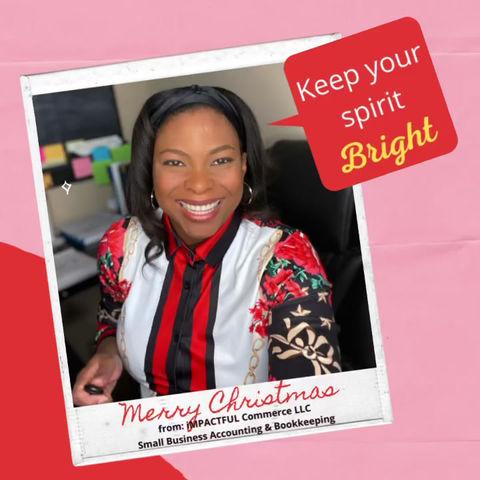 Keep your spirit BRIGHT