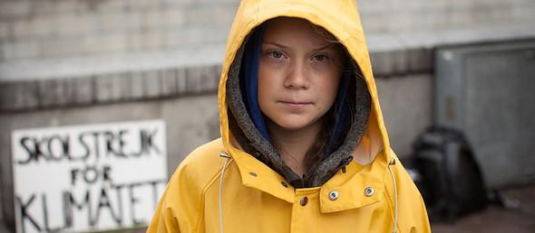 Who is this Greta Thunberg?