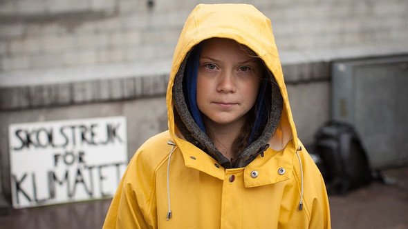 Who is this Greta Thunberg?
