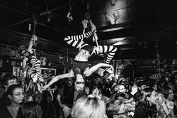 will wood and the tapeworms circus