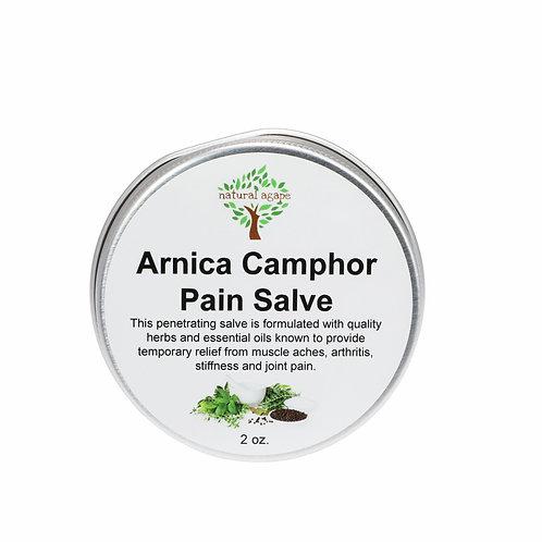 Arnica Camphor Pain Salve