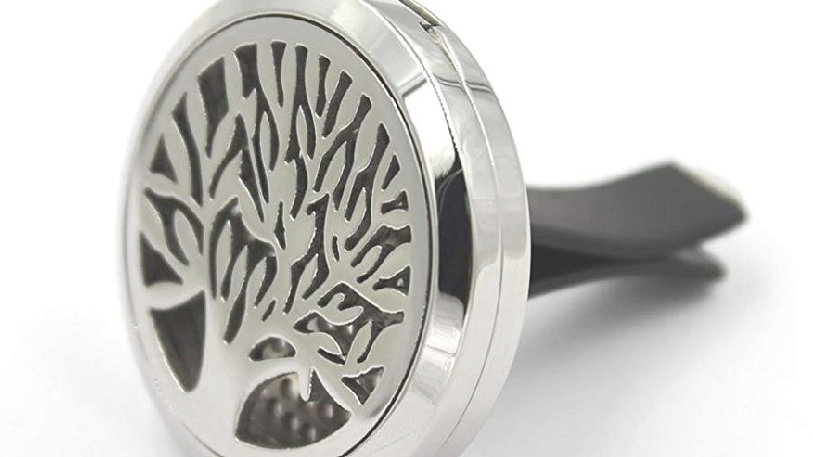 Tree of Life Essential Oil Car Vent Diffuser