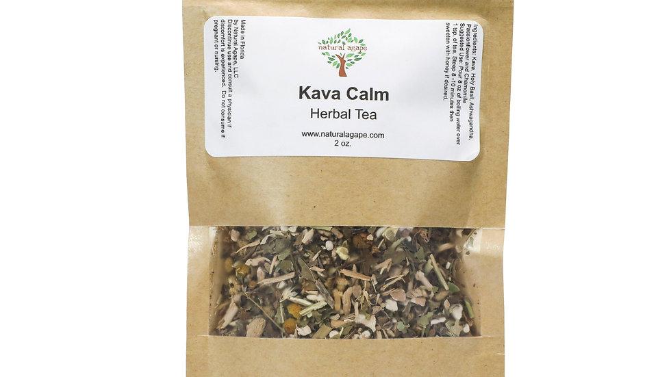 Kava Calm Herbal Tea