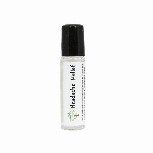Headache Relief Aromatherapy Rollerball