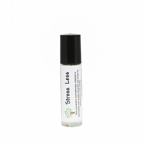 Stress Less Aromatherapy Rollerball