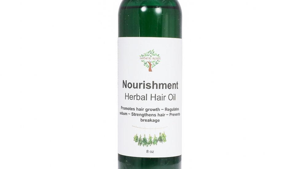 Nourishment Herbal Hair Oil