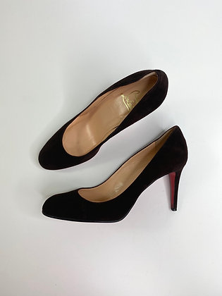 CHRISTIAN LOUBOUTIN FIFILLE 100 PUMPS