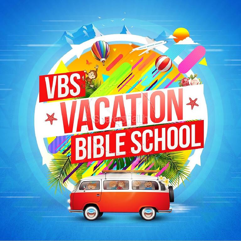 Generation NOW Vacation Bible School