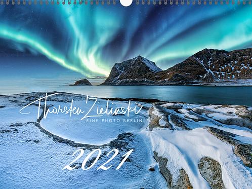 Wandkalender Premium A3