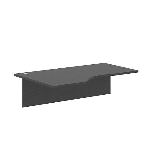 Столешница и царга для письменных столов XCET 149-1(L/R)