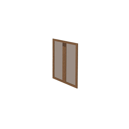 Ot-08.2 Комплект средних стеклянных дверей