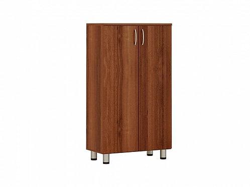 Шкаф 3 секции с дверями ЛДСП Лидер.30