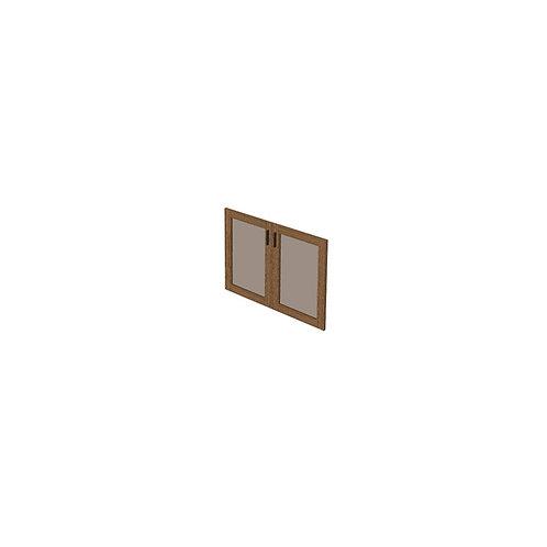 Ot-07.2 Комплект низких стеклянных дверей