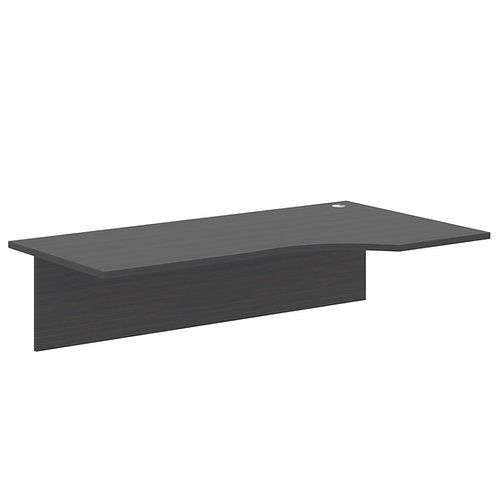 Столешница и царга для письменных столов XCET 169-1(L/R)
