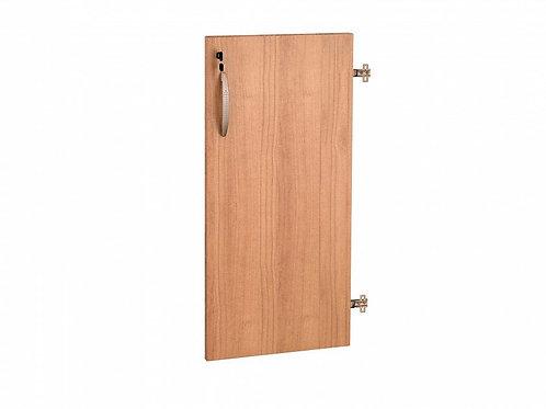 Дверь ЛДСП 2 секций с замком прав Альфа.68
