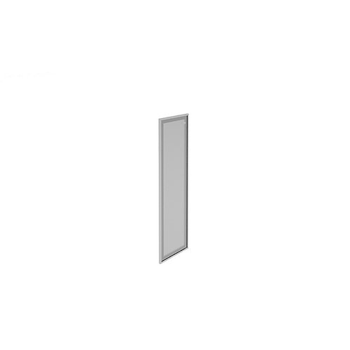 G-02.1L Дверь стеклянная в раме МДФ для G-60