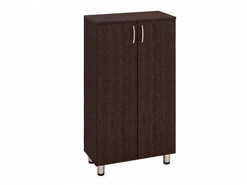 Шкаф 3 секции с дверями ЛДСП Лидер Престиж 83.30