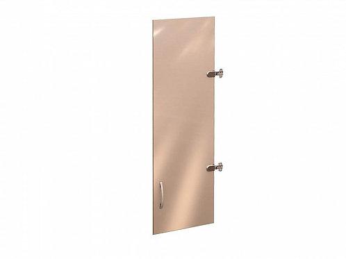 Дверь стеклянная 3 секции лев/прав Рубин.81