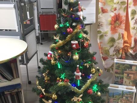 Коломенский салон к Новому году готов! ))