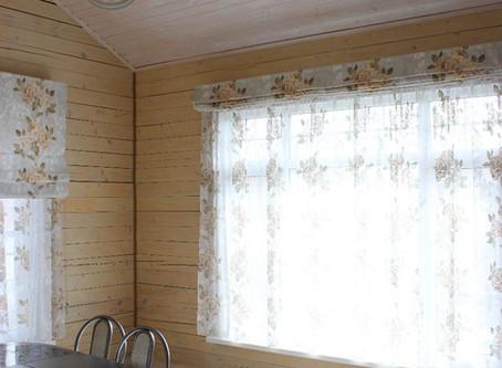 Дом из бруса в Коломне