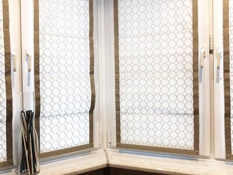 Уютное гнездышко: римки на балконе