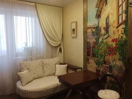 Аристократический шик в типовой квартире