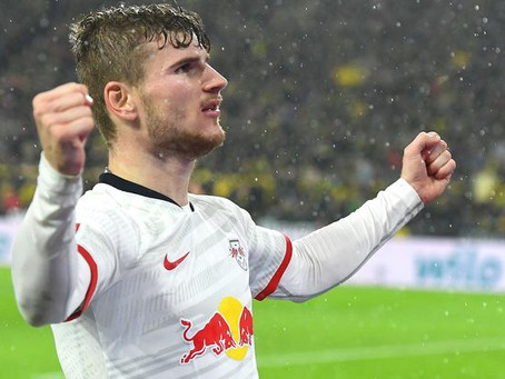 Liverpool drop interest in Werner as Chelsea become front runners for his signature