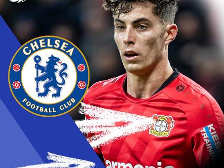 Chelsea handed boost in Havertz transfer