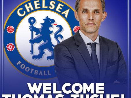 Welcome to Chelsea, Thomas Tuchel!