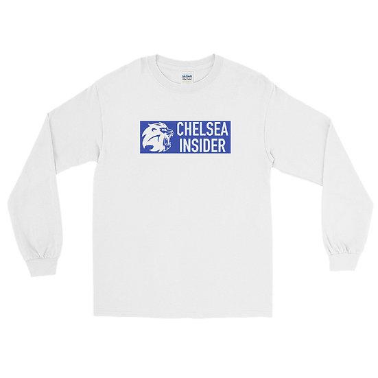 Chelsea Insider Logo - Long Sleeve Shirt
